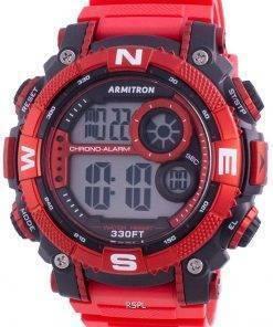 Armitron Sport 408284RDBK Quartz Compass Men's Watch