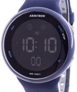 Armitron Sport 408423NVY Quartz Unisex Watch