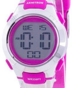 Armitron Sport 457012PKSV Quartz Women's Watch