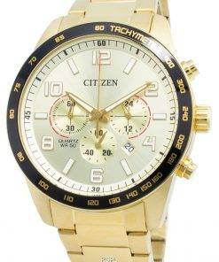 Citizen AN8163-54P Tachymeter Quartz Men's Watch