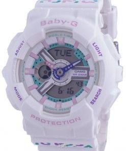 Casio Baby-G BA-110TH-7A Quartz Shock Resistant Women's Watch