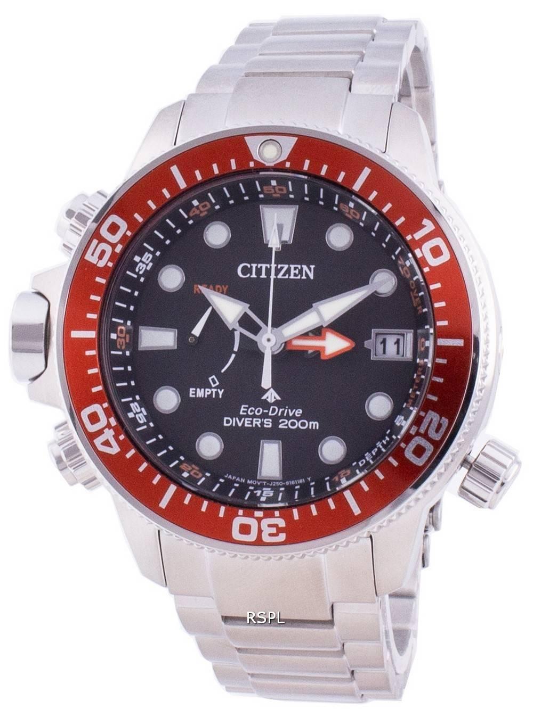 Citizen Eco-Drive Promaster Aqualand BN2039-59E 200M Men's Watch