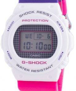 Casio G-Shock Throwback DW-5700THB-7 Quartz Shock Resistant 200M Men's Watch