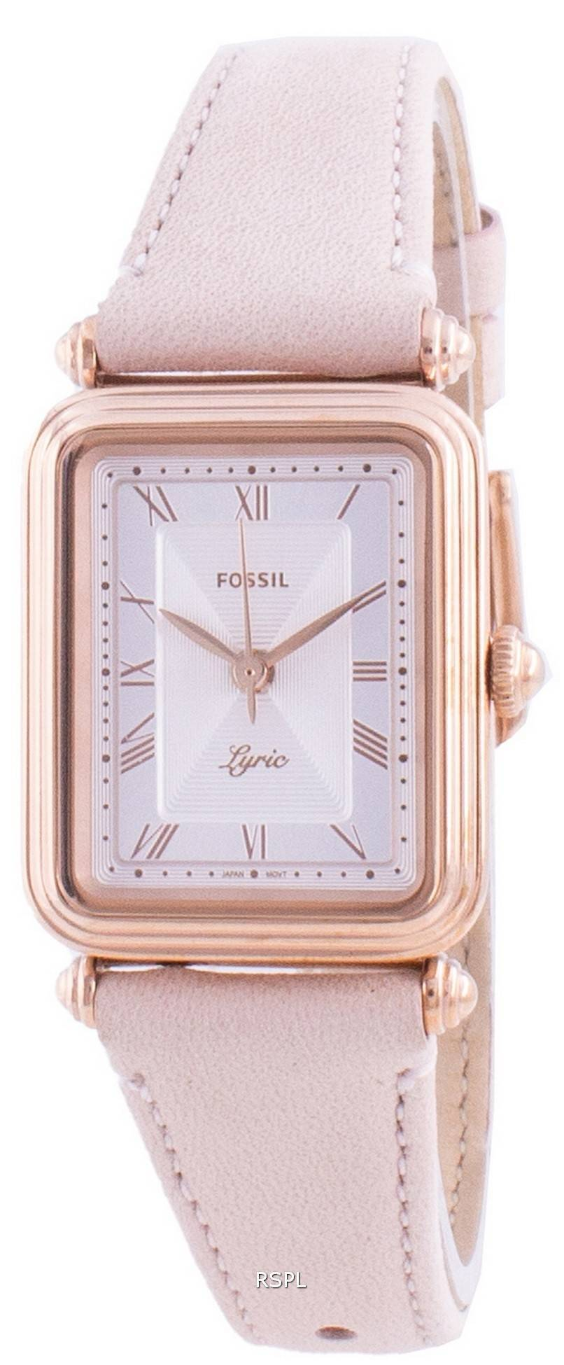 Fossil Lyric ES4718 Quartz Women's Watch