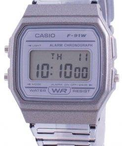 Casio Youth F-91WS-8 Quartz Women's Watch