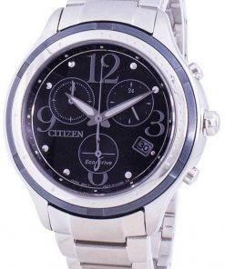 Citizen Eco-Drive FB1376-54E Chronograph Women's Watch