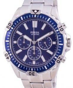 Fossil Garrett FS5623 Quartz Chronograph Men's Watch