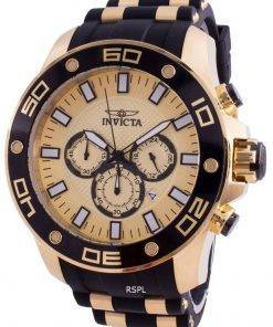 Invicta Pro Diver SCUBA 26088 Quartz Chronograph Men's Watch