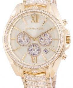 Michael Kors Whitney MK6729 Quartz Diamond Accents Women's Watch
