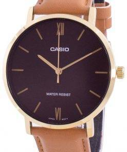 Casio MTP-VT01GL-5B Quartz Men's Watch