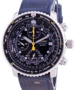 Seiko Pilot's Flight SNA411P1-VAR-LS13 Quartz Chronograph 200M Men's Watch