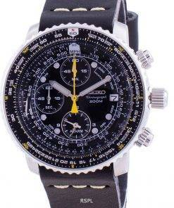 Seiko Pilot's Flight SNA411P1-VAR-LS14 Quartz Chronograph 200M Men's Watch