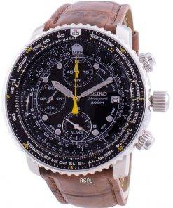 Seiko Pilot's Flight SNA411P1-VAR-LS7 Quartz Chronograph 200M Men's Watch