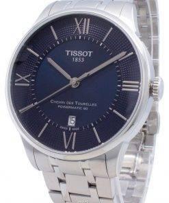 Tissot Chemin Des Tourelles T099.407.11.048.00 T0994071104800 Automatic Men's Watch