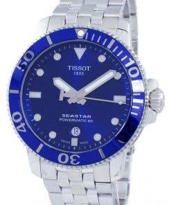 Tissot T-Sport Seastar 1000 Automatic 300M T120.407.11.041.00 T1204071104100 Men's Watch