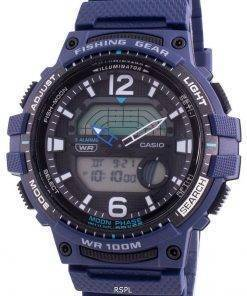 Casio Youth WSC-1250H-2AV Quartz Moon Phase Men's Watch