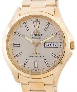 Orient Three Star Automatic RA-AB0F05G19A Men's Watch