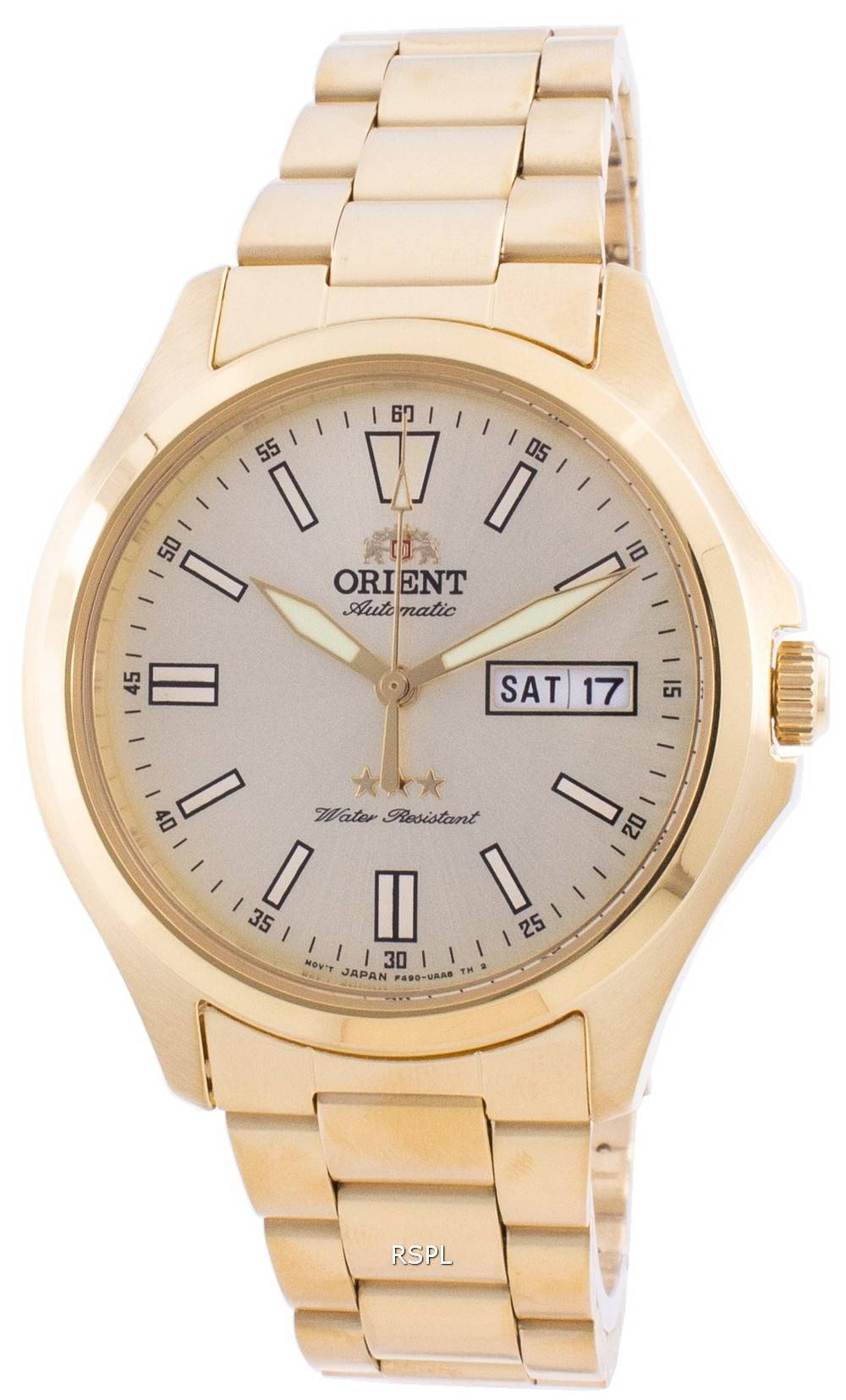 Orient Three Star Automatic RA-AB0F05G19A Men's Watch