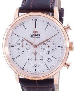Orient Sports RA-KV0403S10B Quartz Chronograph Men's Watch
