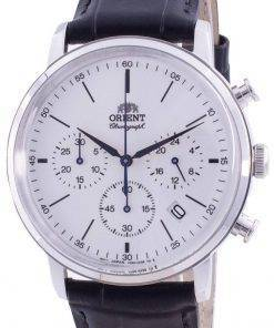 Orient Classic RA-KV0405S10B Quartz Chronograph Men's Watch