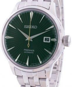 Seiko Presage Automatic SRPE15 SRPE15J1 SRPE15J Japan Made Men's Watch