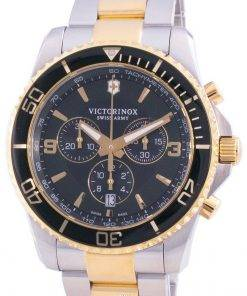 Victorinox Swiss Army Maverick 241693 Quartz Chronograph 100M Men's Watch