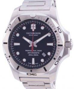 Victorinox Swiss Army I.N.O.X. Professional Diver Anti-Magnetic 241781 Quartz 200M Men's Watch