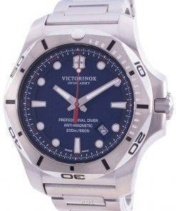 Victorinox Swiss Army I.N.O.X. Professional Diver Anti-Magnetic 241782 Quartz 200M Men's Watch