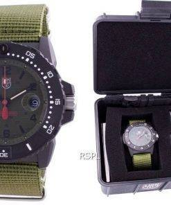 Luminox Navy Seal XS.3617.SET Quartz 200M Men's Watch