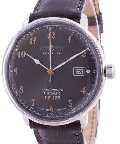 Zeppelin Hindenburg LZ129 Automatic 7066-2 70662 Men's Watch