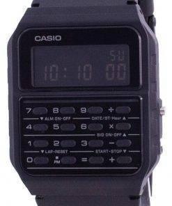 Casio Youth Data Bank CA-53WF-1B CA53WF-1B Quartz Unisex Watch