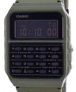 Casio Youth Data Bank CA-53WF-3B CA53WF-3B Quartz Unisex Watch