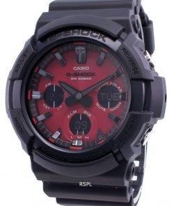 Casio G-Shock GAS-100AR-1A Tough Solar 200M Men's Watch
