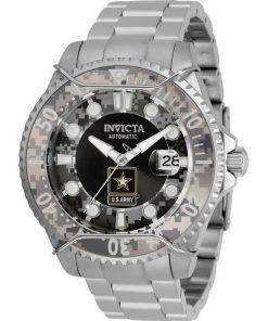 Invicta U.S. Army Automatic 31851 300M Men's Watch