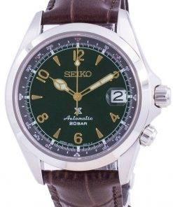 Seiko Prospex Automatic Alpinist Field Compass SPB121 SPB121J1 SPB121J Japan Made 200M Men's Watch