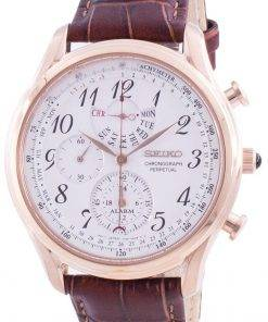Seiko Chronograph Perpetual SPC256 SPC256P1 SPC256P Quartz Tachymeter Men's Watch