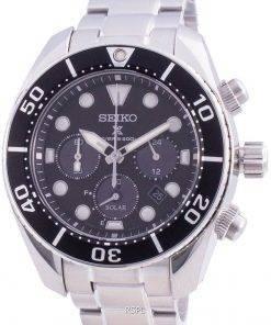 Seiko Prospex Solar Sumo SSC757 SSC757J1 SSC757J Chronograph 200M Men's Watch