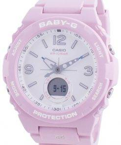 Casio Baby-G World Time Quartz BGA-260SC-4A BGA260SC-4A 100M Women's Watch