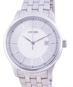 Citizen Silver Dial Stainless Steel Quartz BI1050-56A Men's Watch