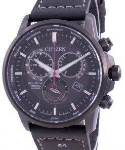 Citizen Perpetual Chronograph Eco-Drive BL8155-15E 100M Men's Watch