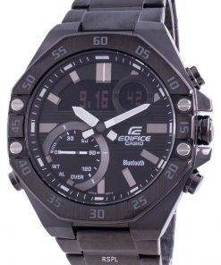 Casio Edifice Smartphone Link World Time Quartz ECB-10DC-1A ECB10DC-1A 100M Men's Watch