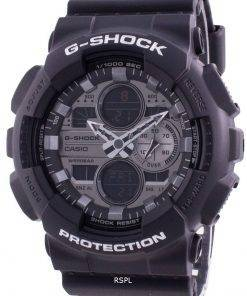 Casio G-Shock World Time Shock Resistant GA-140GM-1A1 GA140GM-1A1 200M Mens Watch