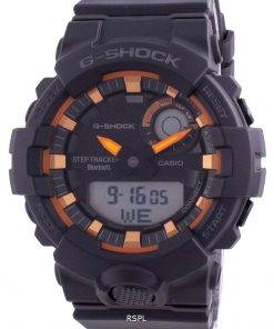 Casio G-Shock Chronograph Black Dial Quartz GBA-800SF-1A 200M Men's Watch