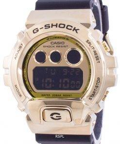 Casio G-Shock Gold Tone Resin GM-6900G-9 GM6900G-9 200M Men's Watch