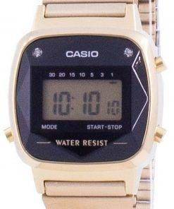 Casio Youth Vintage Daily Alarm LA-670WGAD-1 LA670WGAD-1 Women's Watch