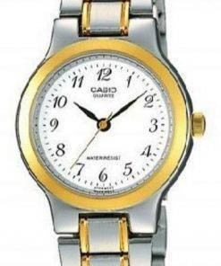 Casio Quartz Analog LTP-1131G-7BRDF LTP-1131G-7BR Womens Watch