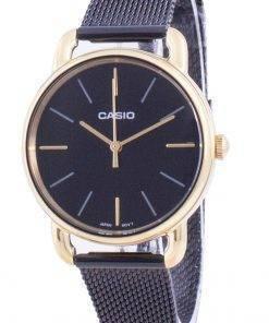 Casio Black Dial Quartz LTP-E412MGB-1A LTPE412MGB-1A Women's Watch