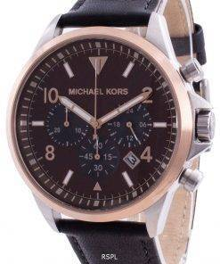 Michael Kors Gage Chronograph Quartz MK8786 100M Mens Watch