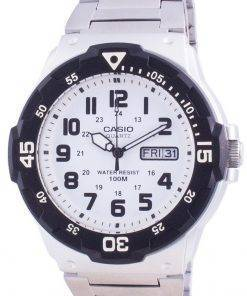 Casio Youth White Dial Quartz MRW-200HD-7BV MRW200HD-7BV 100M Men's Watch