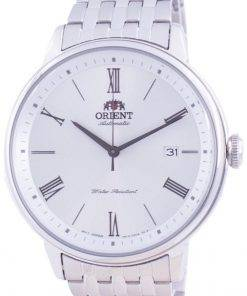 Orient Contemporary White Dial Automatic RA-AC0J04S10B Men's Watch